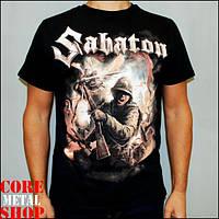 Футболка Sabaton, фото 1