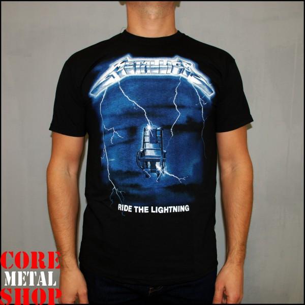 Футболка Metallica Ride The Lighting
