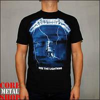 Футболка Metallica Ride The Lighting, фото 1