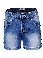 Джинсовые шорты для девочек Glo-Story