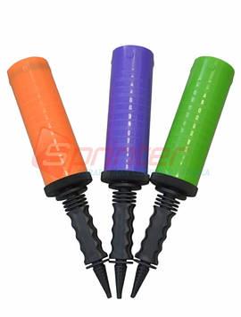 Насос для фитболов и резиновых изделий DL-102. Цвета в ассортименте.