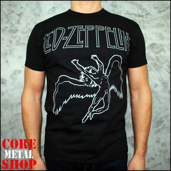 Футболка Led Zeppelin Black