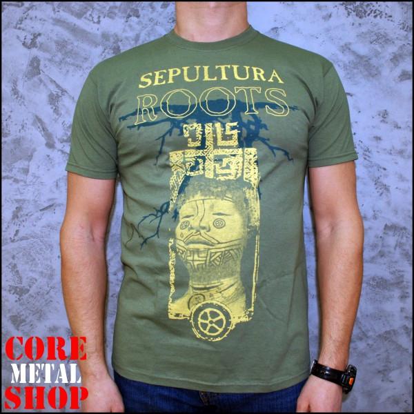 Футболка Sepultura Roots 30 Years