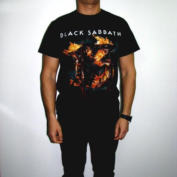 Футболка Black Sabbath 13