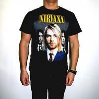 Футболка Nirvana Group, фото 1