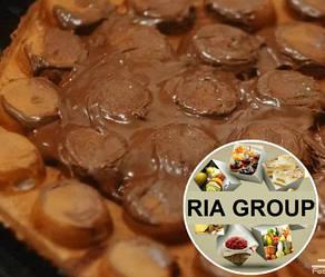 Шоколадна начинка для Гонконгських вафель. 22 грн Собівартість.