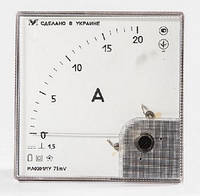 Амперметр постоянного тока МА0201/1У, фото 1