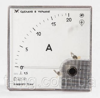 Амперметр постоянного тока МА0201/1У