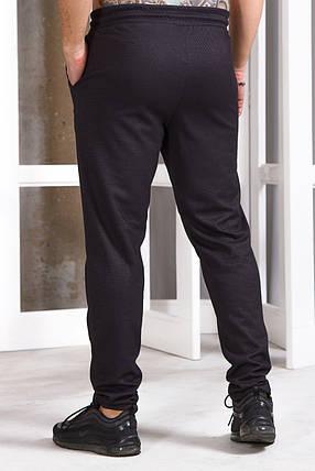 Мужские штаны 745 черные, фото 2