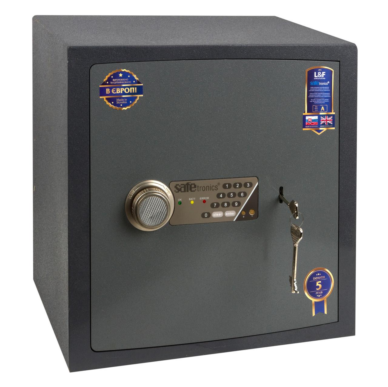 Мебельный сейф NTL 40ME