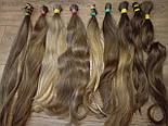 Слов'янські волосся в зрізі 40 див. Незабарвлені темні, фото 6