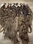 Слов'янські волосся в зрізі 40 див. Незабарвлені темні, фото 8
