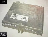 Электронный блок управления (ЭБУ) Renault 19 R21 1.7 87-93 (F3N-716 / F3N-717 / F3N-718 / F3N-726 / F3N-740)