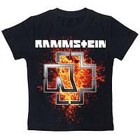 Детская Футболка Rammstein