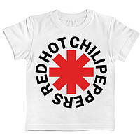Детская Футболка Red Hot Chili Peppers White