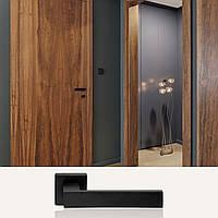 Дверная ручка для входной и межкомнатной двери Linea Cali, модель Corner. Италия