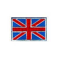 Нашивка вышитая Флаг Великобритании