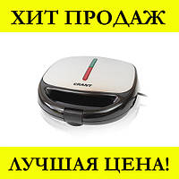 Сендвичница 4 в 1 GRANT GT 779 1200W Белая