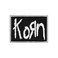 Нашивка вышитая Korn
