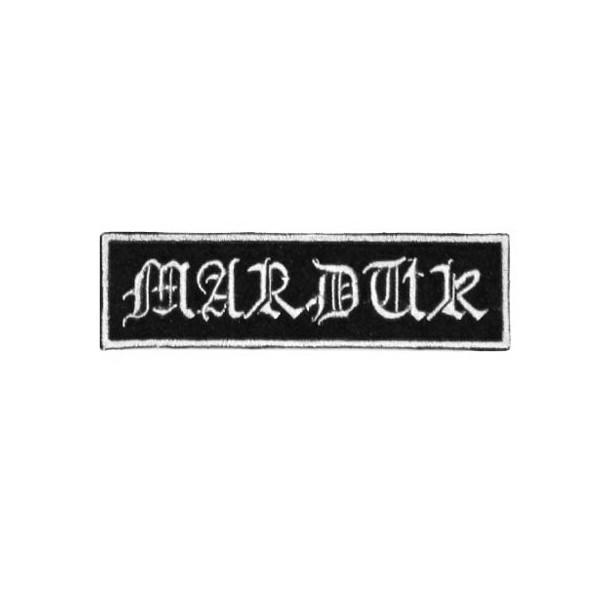 Нашивка вышитая Marduk