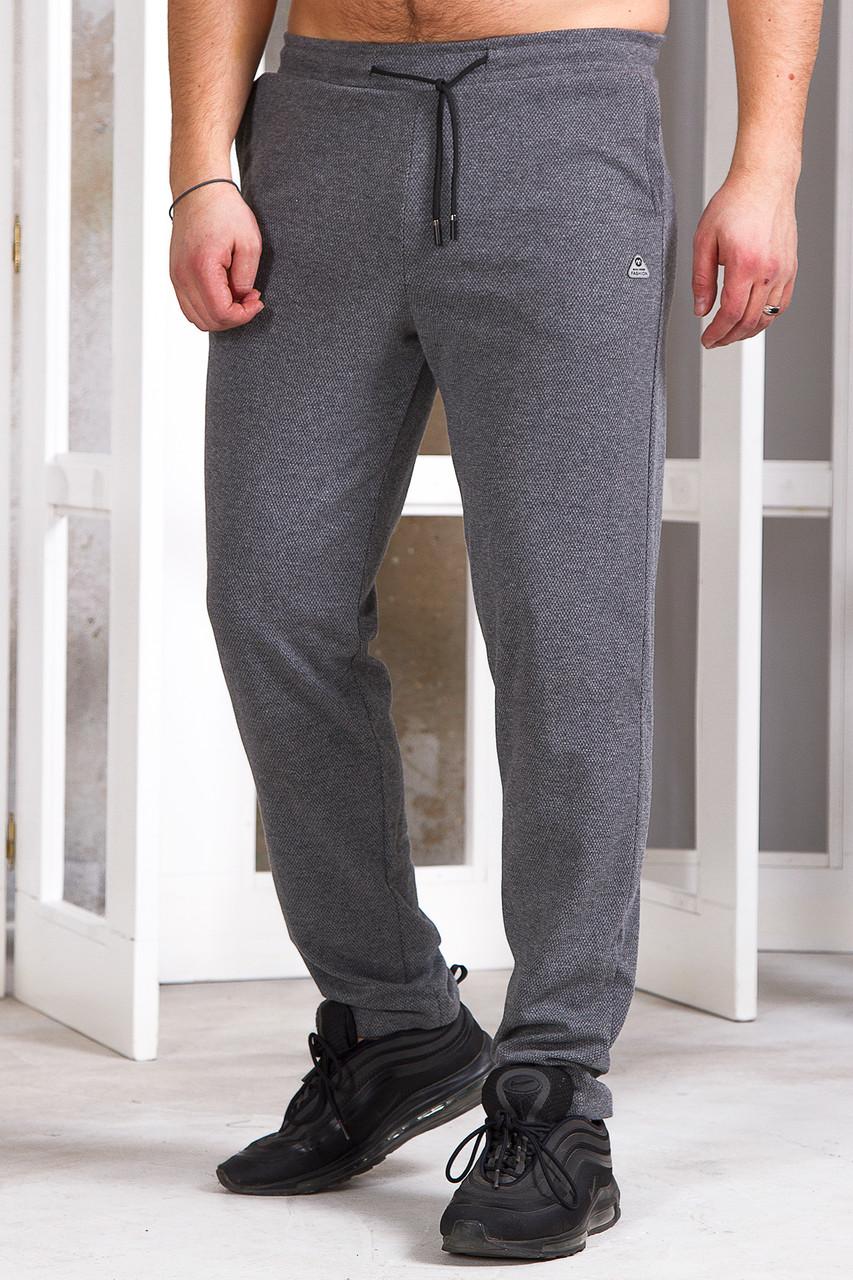 Мужские штаны 745 темно-серые