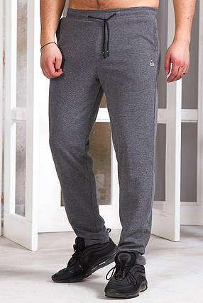 Мужские штаны 745 темно-серые, фото 2