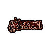 Нашивка вышитая Saxon