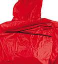 Дощовик-пончо з відділенням для рюкзака Tatonka Cape Men (р. XS), червоний 2794.015, фото 3