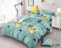 1,5-спальныйкомплект постельного белья Сатин люкс ТМ TAG.