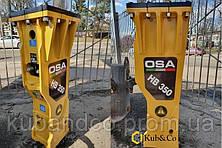 Гідромолот OSA HB350