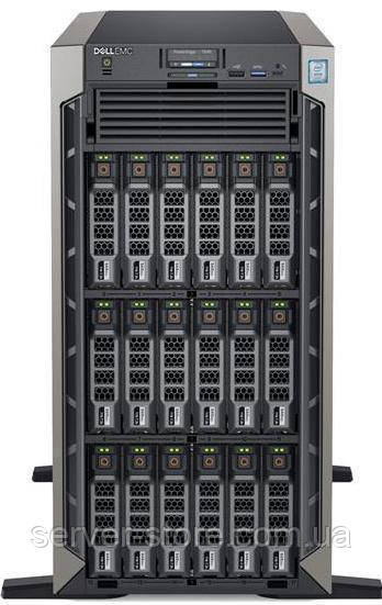 Сервер Dell PE T640 (210-T640-4214) - Intel Xeon Silver 4214, 12 Cores, 16,5Mb Cache, up to 3.20GHz