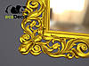 Рама для картины золотая Addis R3, фото 5