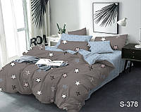 Евро макси комплект постельного белья Сатин люкс ТМ TAG.
