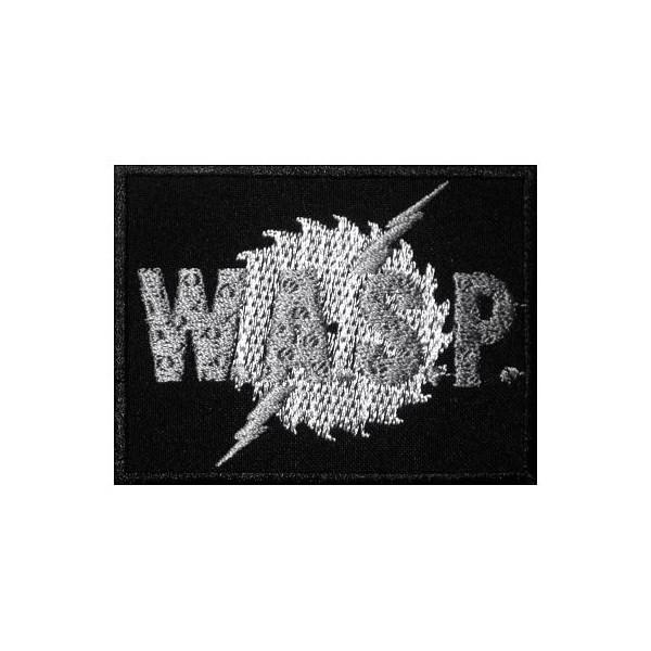 Нашивка вышитая W.A.S.P.