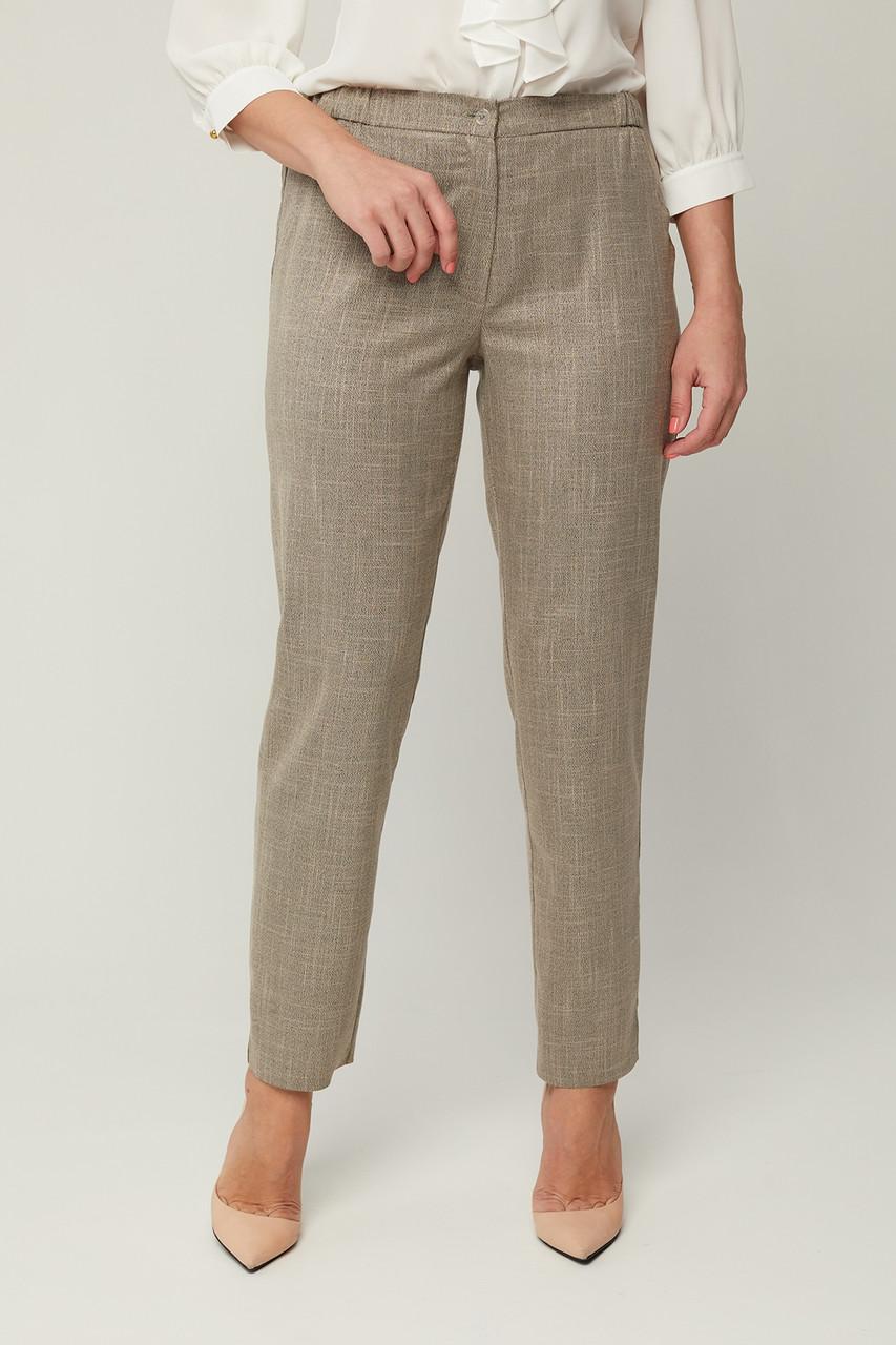 Женские льняные брюки Сима больших размеров р. 50-60