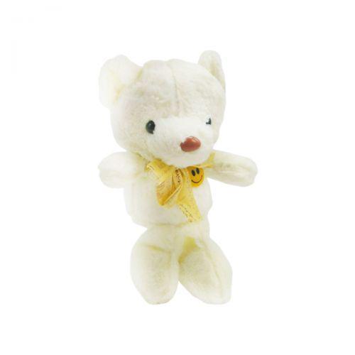 """Мягкая игрушка """"Мишка"""" (белый) 1437 MIC (TC112929)"""