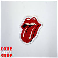 Нашивка Rolling Stones