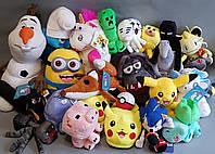 Большой выбор мягких игрушек в наличии