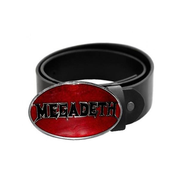 Ремень Megadeth