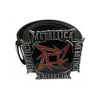 Ремень Metallica