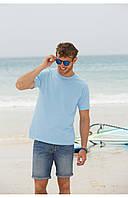 Мужская однотонная футболка больших размеров до 5XL 100 % хлопокVALUEWEIGHT, 33 цвета в ассортименте