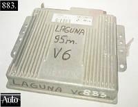 Электронный блок управления ЭБУ Renault Laguna 3.0 V6 95-00г (Z7XG760)