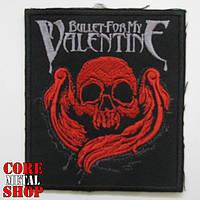 Нашивка Bullet for my Valentine