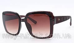 Солнцезащитные очки женские брендовые, 755314