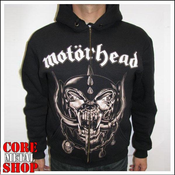 Толстовка Motorhead - Everything Louder Than Everything Else