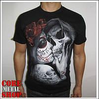 Футболка Muerte - Kiss of Death, фото 1