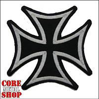 Нашивка Тамплиерский крест