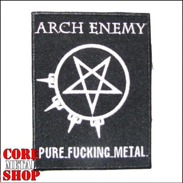 Нашивка Arch Enemy