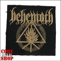 Нашивка Behemoth - Furor Divinus