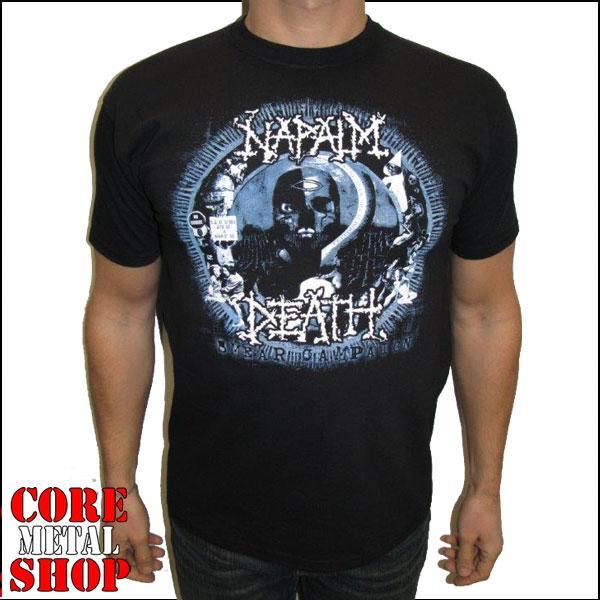 Футболка NAPALM DEATH - Smear Campaign